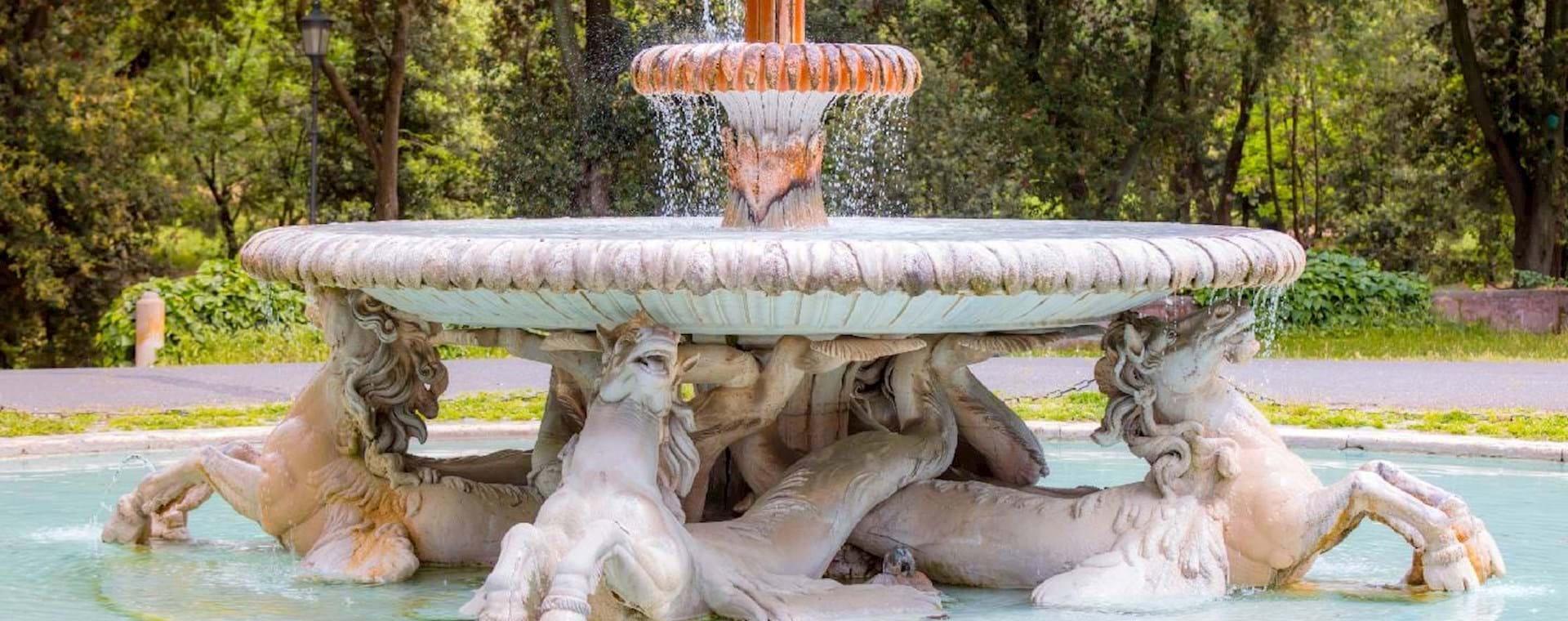 Villa Borghese Gallery & Gardens Tour