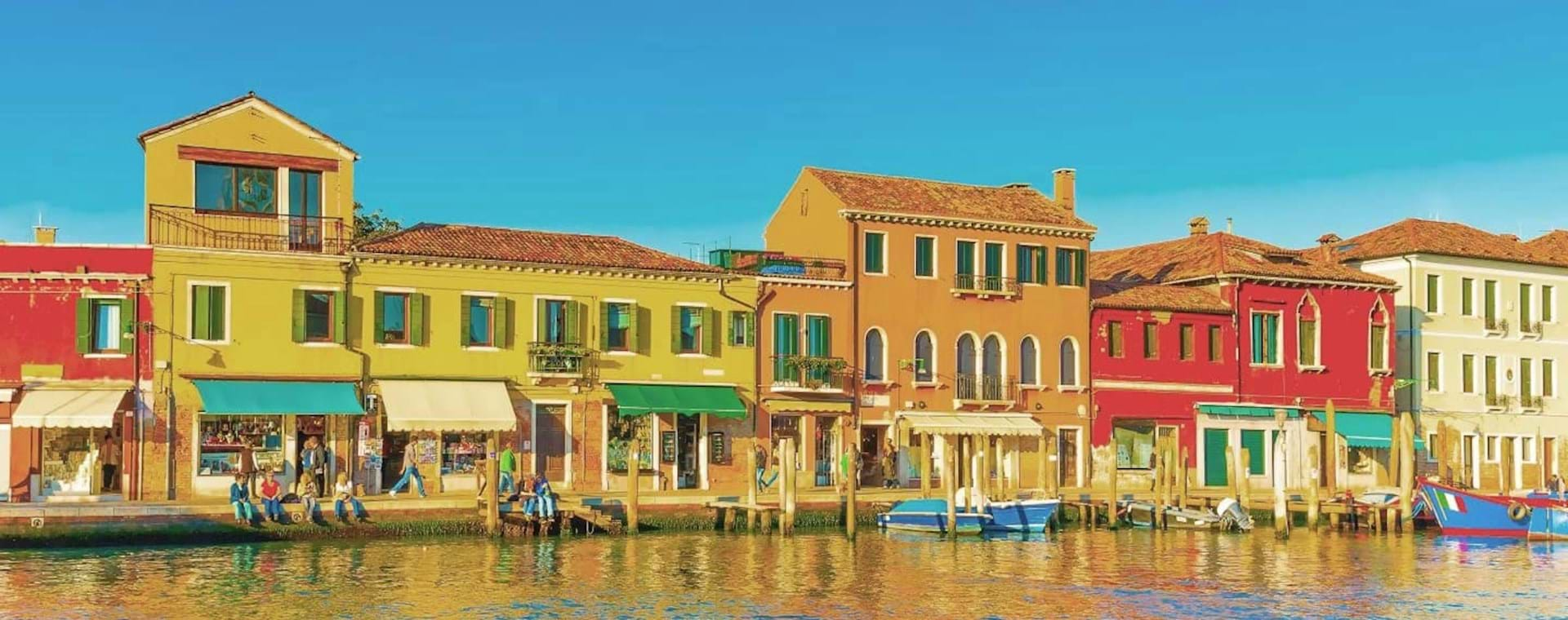 VIP Venetian Island Experience: Murano, Burano & Torcello Tour