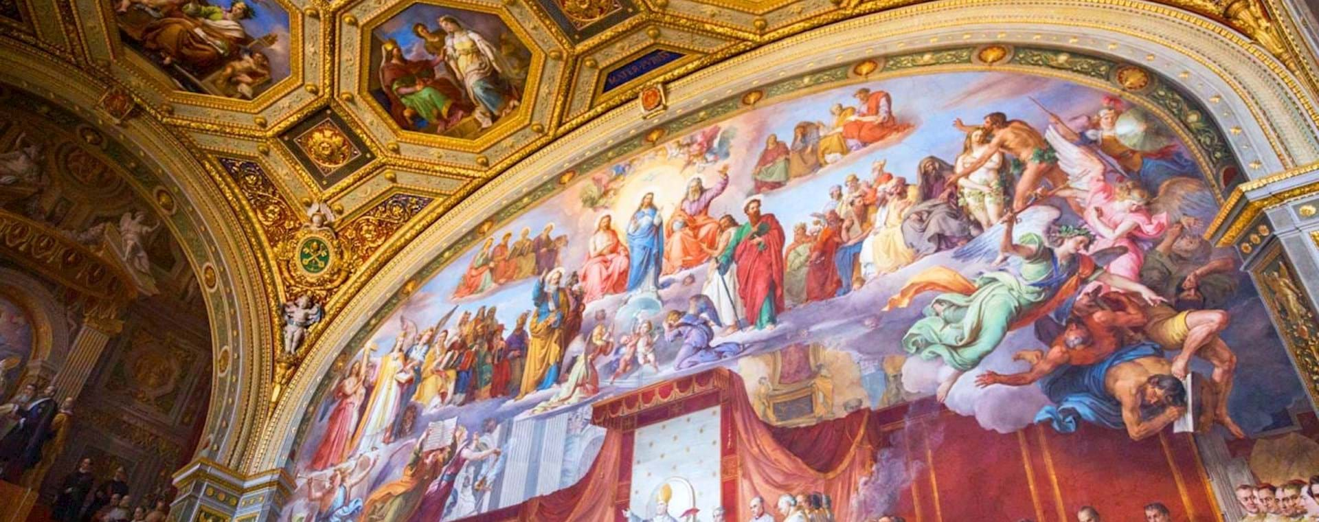 Faster Than Skip-the-Line Tickets: Sistine Chapel & Vatican Museums