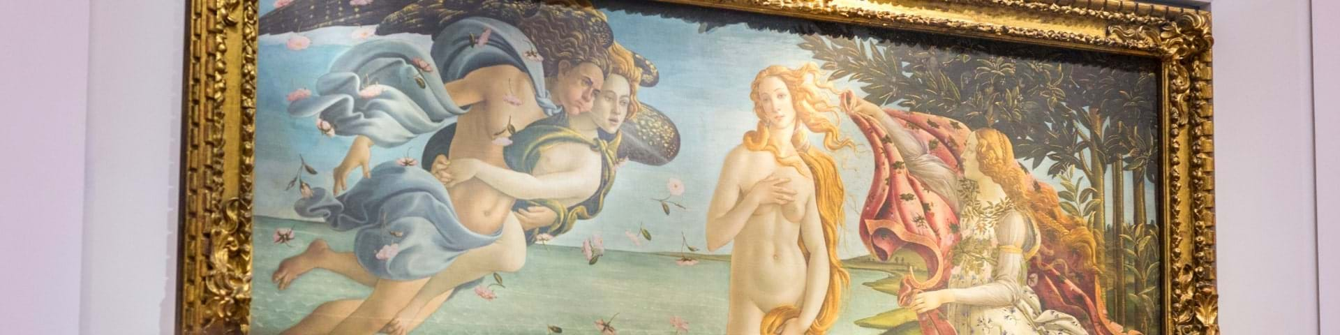 The Uffizi Gallery Tours