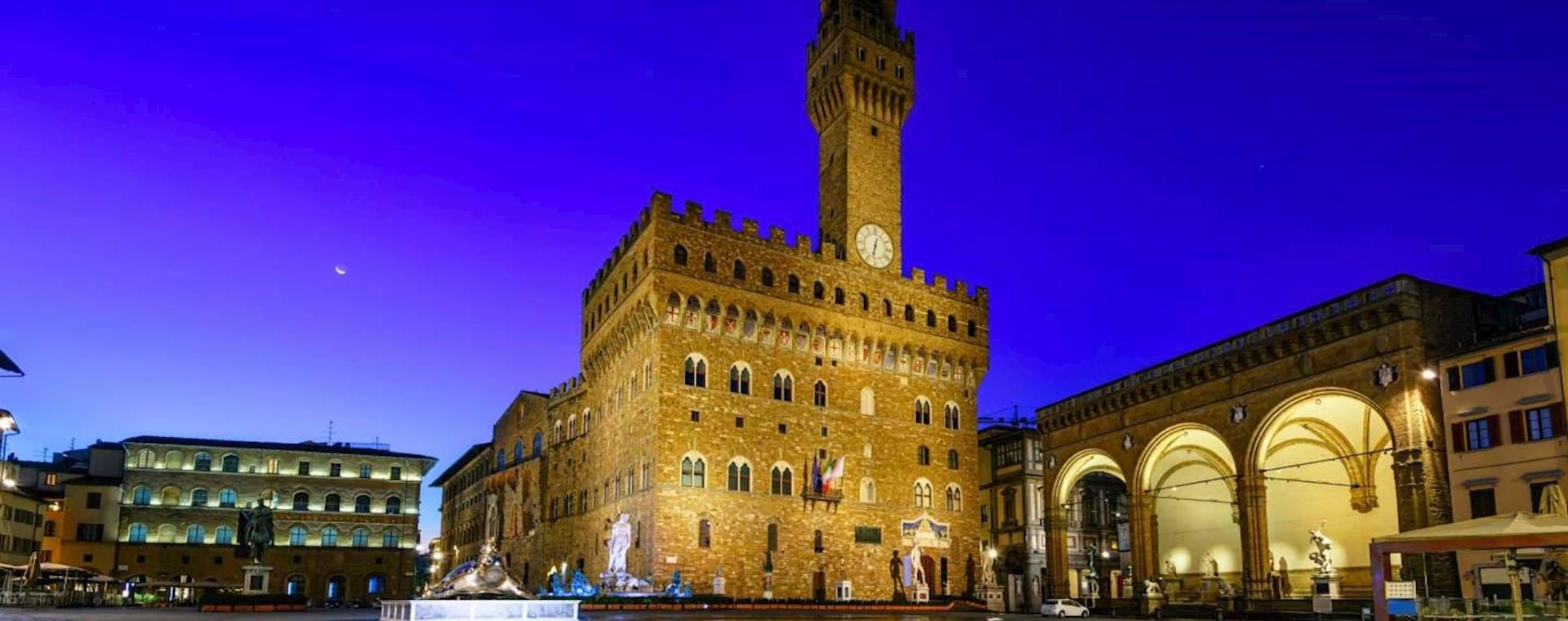 Private Legends & Ghosts of Florence: Night Walking Tour