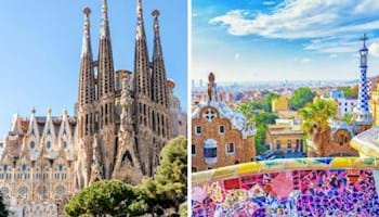 Sagrada Familia And Parc Guell Tour Tickets City Wonders