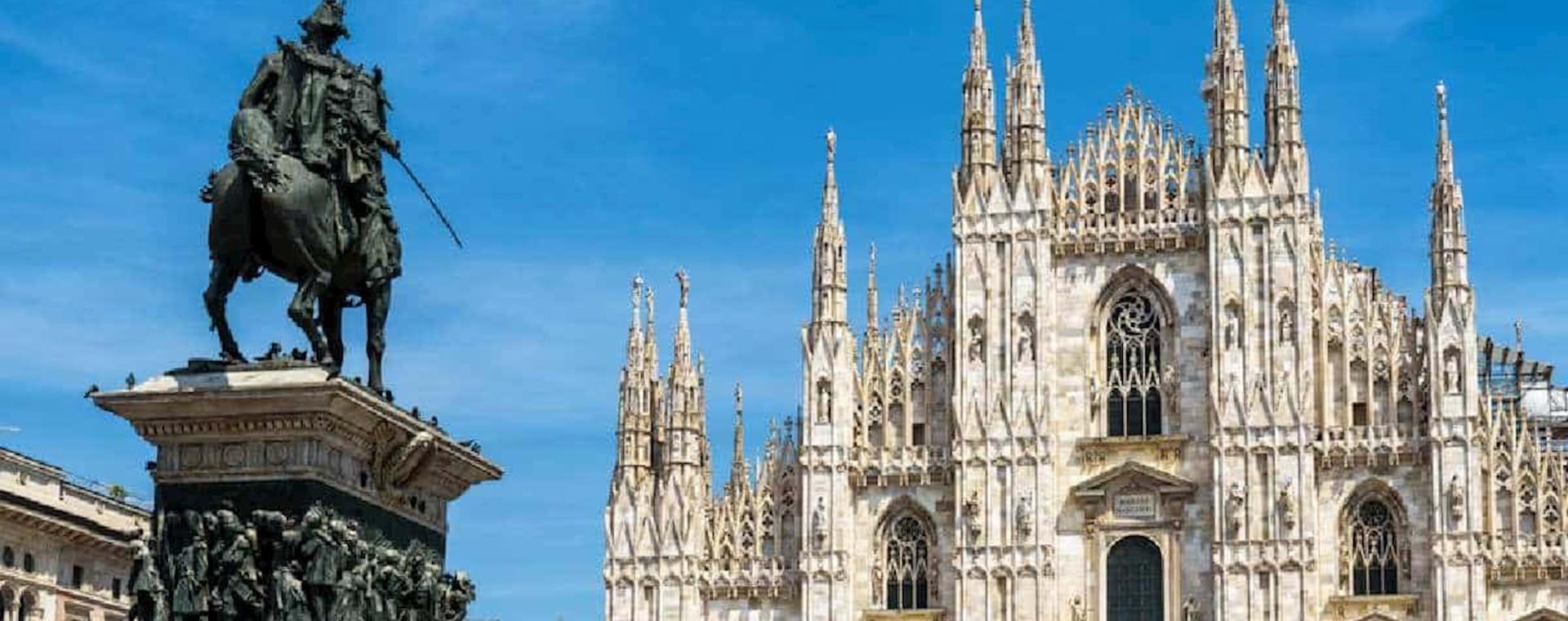 Piazza Duomo in Milan