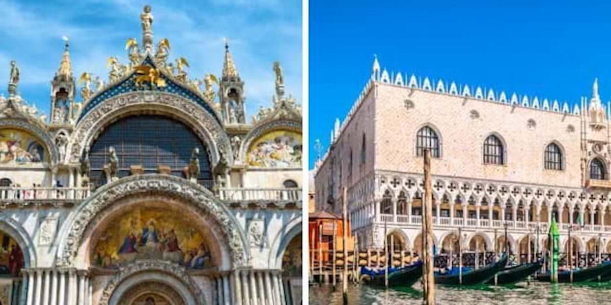 Go To Doges Palace Amp St Marks Basilic With Us City Wonders