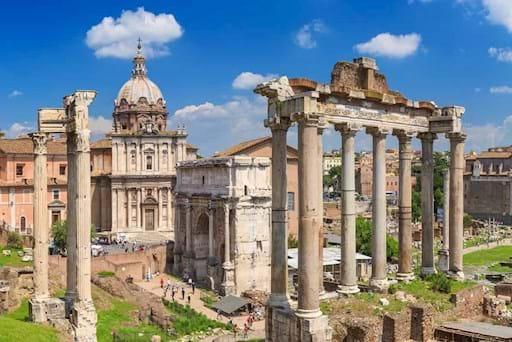 Roman Forum in Rome