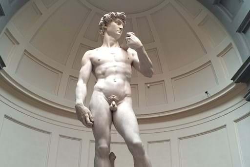Statue of the David