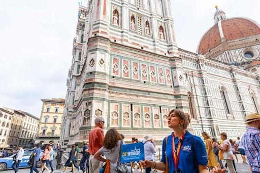 Guided tour in Florence