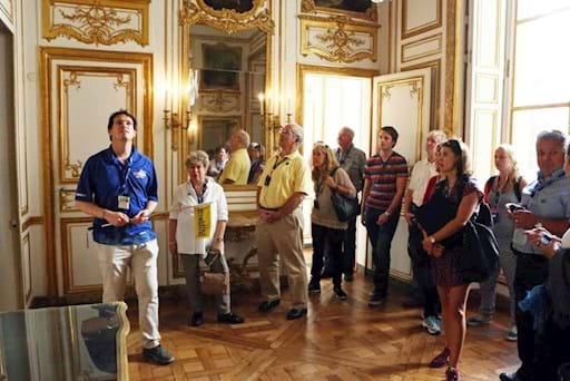 Guided tour of Versailles Palace