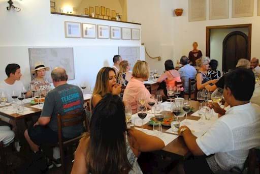 Food and Wine Tasting in Frascati