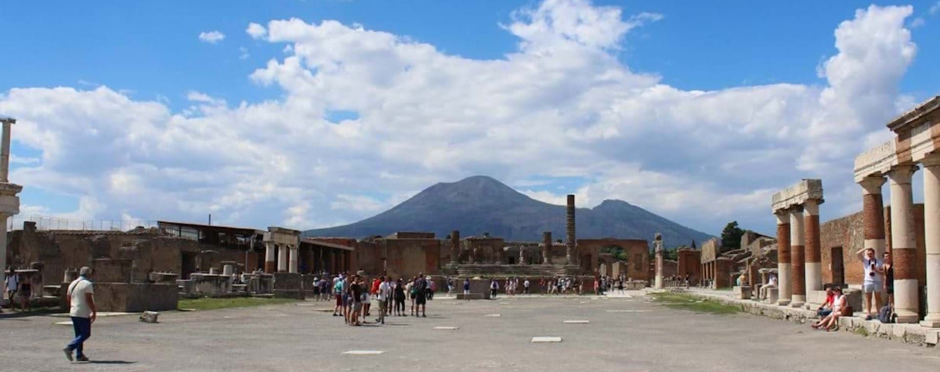 The Ethernal city of Pompeii