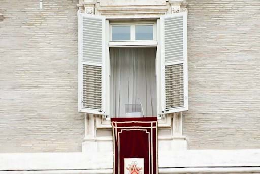 Pope's window