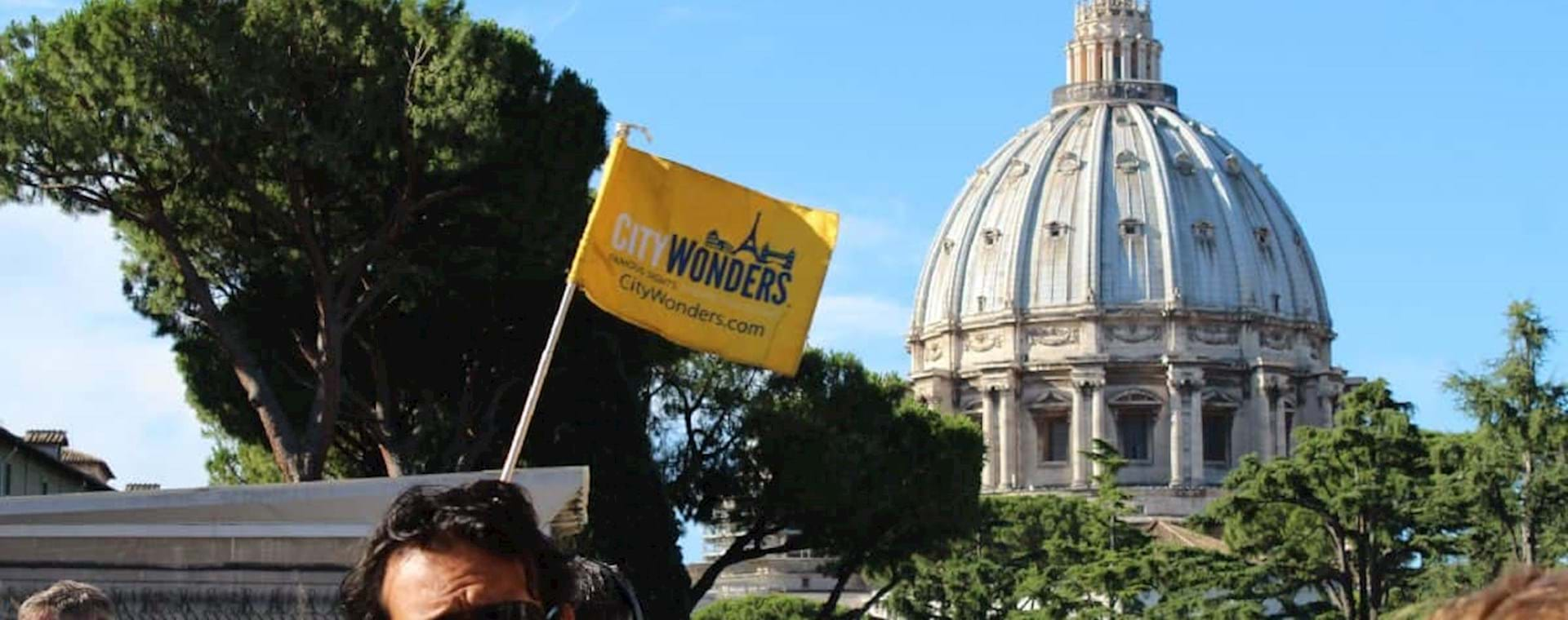 walking tour of the Vatican