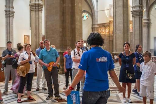 Guided tour of the Florence Cathedral