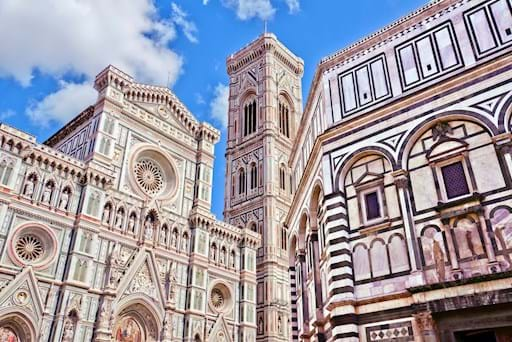 florence's dome with Giotto Bell tower
