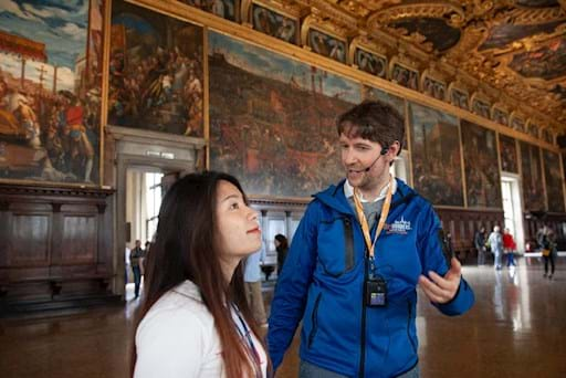 Guided tour of the Doge's Palace
