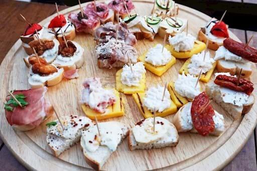Chicchetti, venetian's tapas