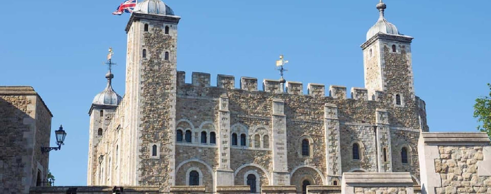 Tower of London's walls
