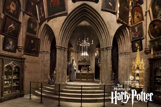 Sets Dumbledores Office