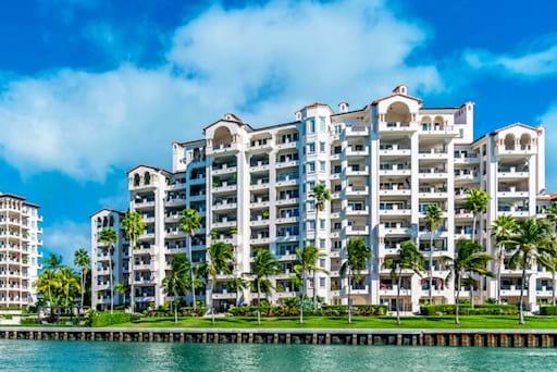 Buildings in Miami