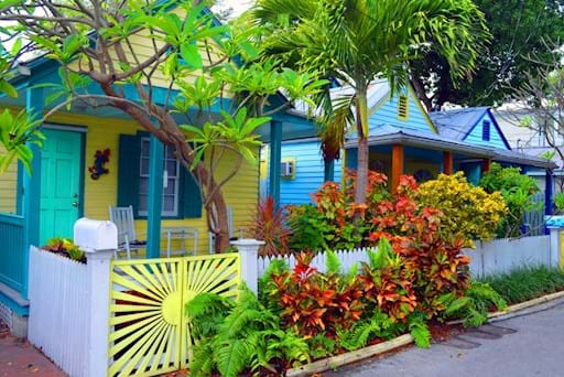Cottages in Key West