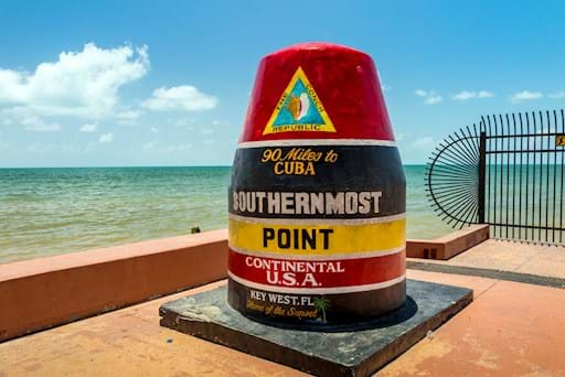 landscape Key West