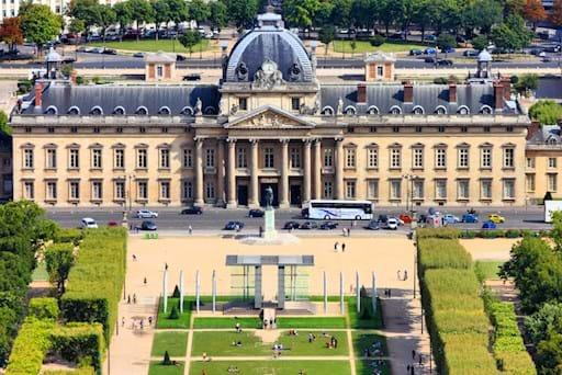Ecole Militaire, Champ de Mars Paris