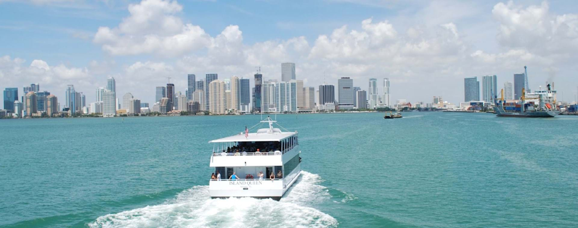 Cruising the Miami Bay
